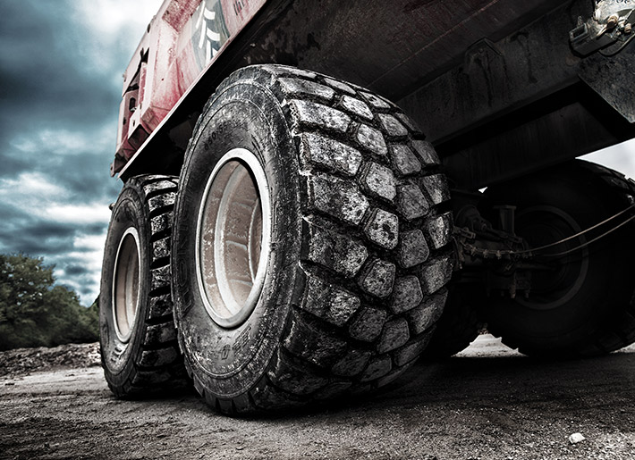 Nokian Tyres - a forerunner in commercial & industrial tires